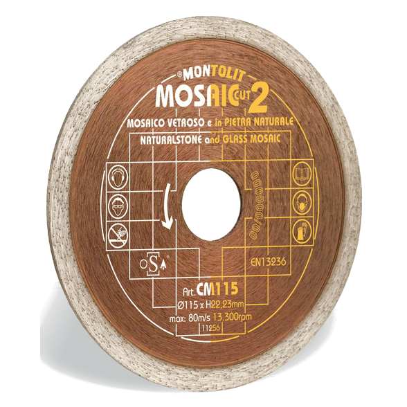 инструмент для мозаики купить в Москве MONTOLIT SIGMA