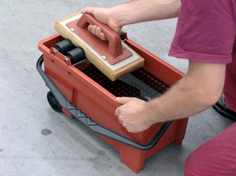 RAIMONDI инструмент кювета для уборки SKIPPER купить в Москве